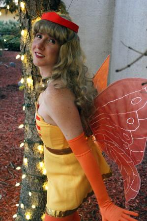 Sweet Bee from She-Ra Princess of Power worn by Lilacwire