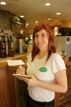 Merlotte's Waitress from True Blood worn by Lilacwire