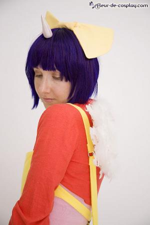 Eiko Carol from Final Fantasy IX worn by Lilacwire