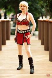 Gabrielle from Xena: Warrior Princess