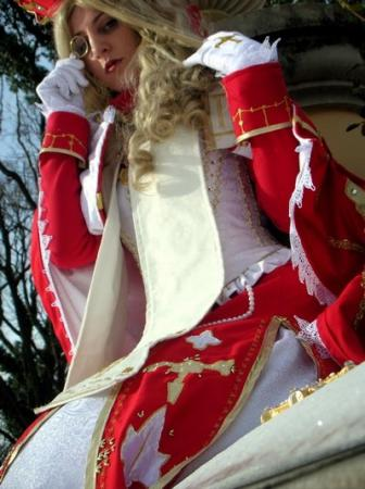 Caterina Sforza from Trinity Blood worn by Natalie