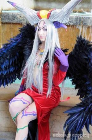 Ultimecia from Final Fantasy VIII worn by Natalie