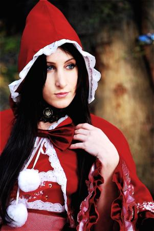 Little Red Riding Hood from Grimms Fairy Tale Classics worn by Natalie
