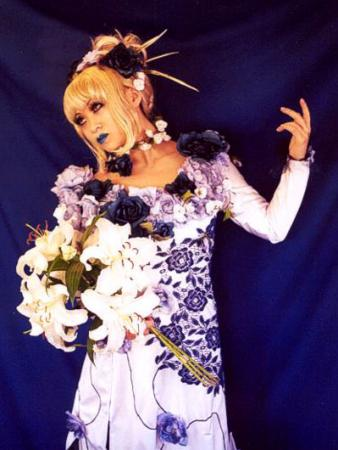 Mana from Malice Mizer worn by Yaya (AngelicStar)