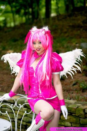 Bubblegum Angel from Original Design worn by Yaya (AngelicStar)