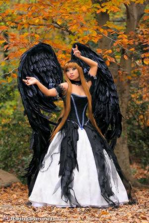 Midnight Wings from Original Design worn by Yaya (AngelicStar)