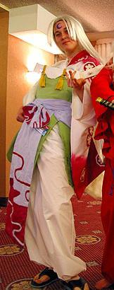 Sesshoumaru from Inuyasha worn by Limu