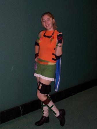 Rikku from Final Fantasy X worn by HottieNanako