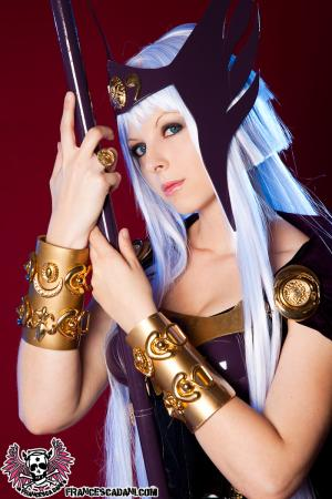 Hilda of Polaris from Saint Seiya