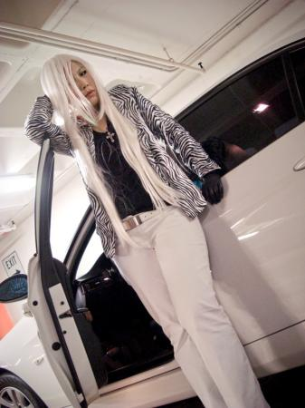Superbi Squalo from Katekyo Hitman Reborn! worn by Die