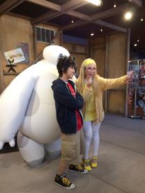 Honey Lemon from Big Hero 6 worn by Die