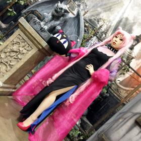 Chibiusa / Rini from Sailor Moon worn by Die