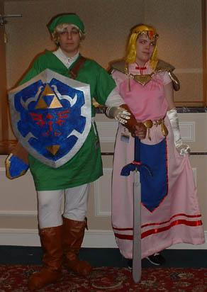 Princess Zelda from Legend of Zelda worn by SpaceCowgirl