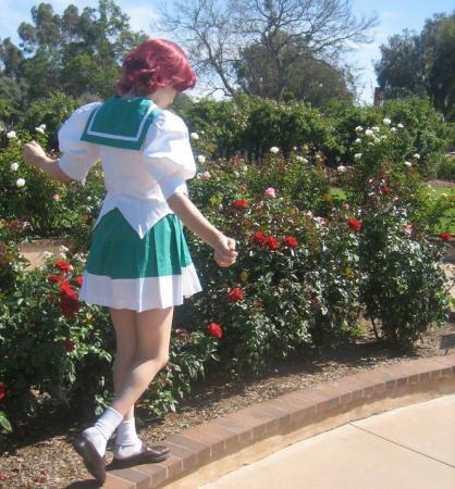 Shiori Takatsuki from Revolutionary Girl Utena