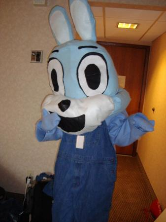 Robbie the Rabbit from Silent Hill 3