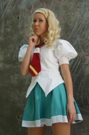 Nanami Kiryuu from Revolutionary Girl Utena worn by NyuNyu