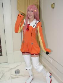 Nono from Gunbuster 2 worn by NyuNyu