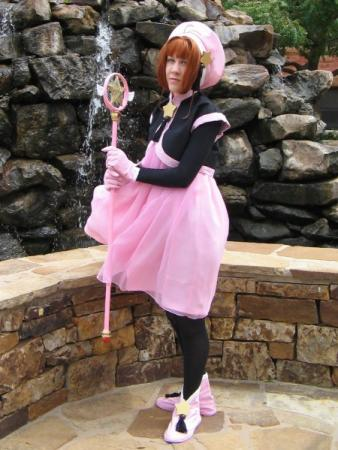 Sakura Kinomoto from Card Captor Sakura worn by NyuNyu