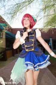 Nagisa Motomiya from AKB0048 worn by NyuNyu