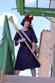 Kiki from Kiki's Delivery Service worn by NyuNyu