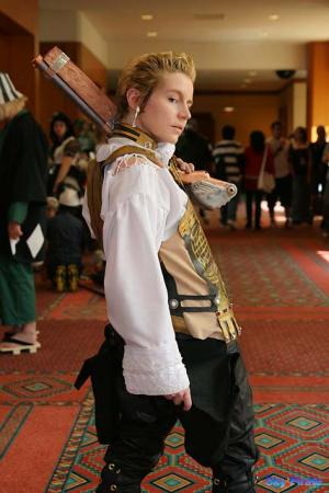 Balthier from Final Fantasy XII