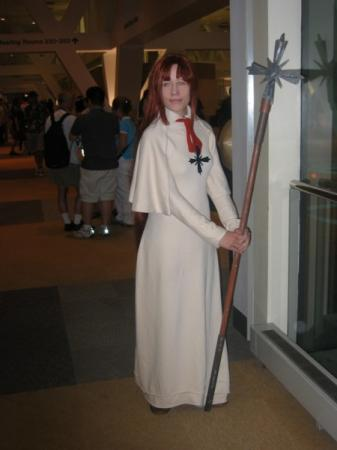 Mother Sophia from Xenogears