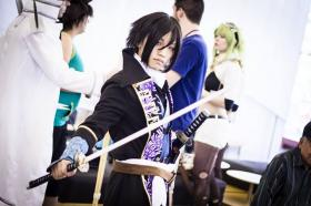 Toshizo Hijikata from Hakuouki Shinsengumi Kitan worn by Kimmy