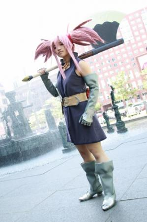 Presea Combatir from Tales of Symphonia