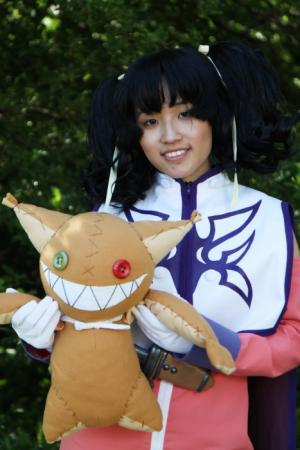 Anise Tatlin from Tales of the Abyss worn by Kimmy