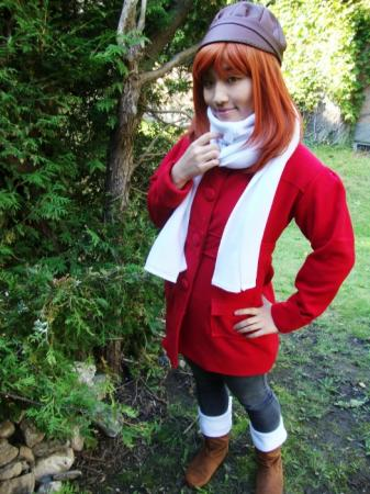 Saki Morimi from Eden of the East