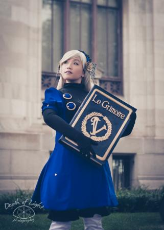 Lavenza from Persona 5 worn by Kimmy