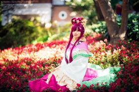 Kougyoku Ren from Magi Labyrinth of Magic worn by Kimmy