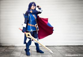 Lucina from Fire Emblem: Awakening worn by Kimmy