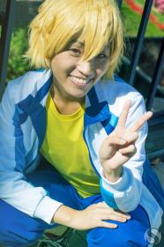 Hazuki Nagisa from Free! - Iwatobi Swim Club worn by Kimmy