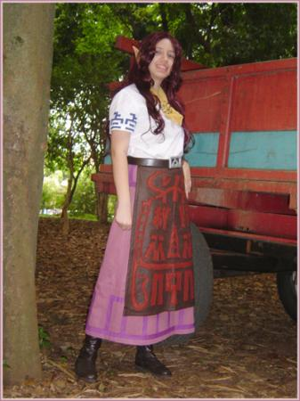 Malon from Legend of Zelda: Ocarina of Time