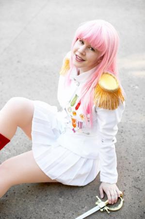 Utena Tenjou from Revolutionary Girl Utena worn by Lynleigh XOXO Cosplay