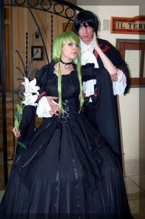 C.C. from Code Geass worn by Melfina