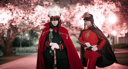 Oda Nobukatsu from Fate/Grand Order