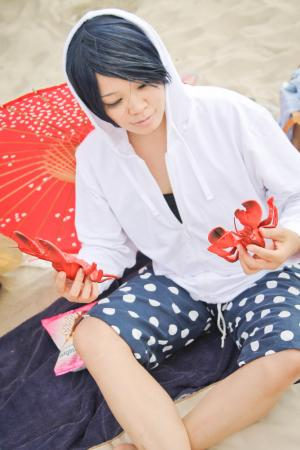 Yusuke Kitagawa from Persona 5 worn by Jetspectacular