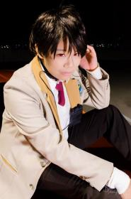 Inaho Kaizuka from Aldnoah Zero worn by Jetspectacular