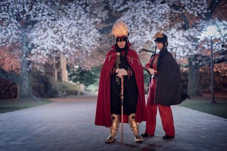 Oda Nobukatsu from Fate/Grand Order
