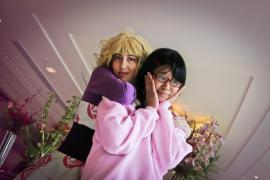 Tsukimi Kurashita from Princess Jellyfish worn by Jetspectacular