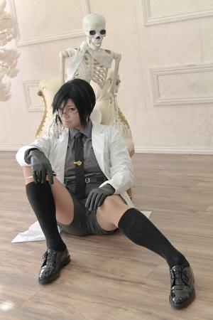 Yagen Toushirou from Touken Ranbu by Jetspectacular