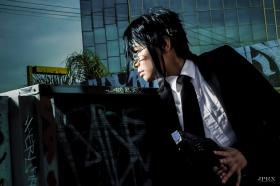 Nobuchika Ginoza from Psycho-Pass worn by Jetspectacular