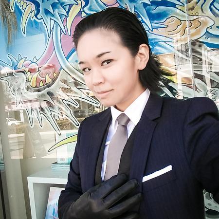 Tetsu Tachibana from Yakuza Zero