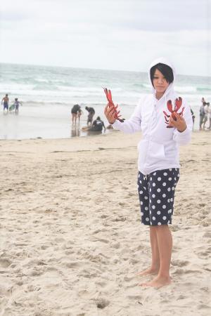 Yusuke Kitagawa from Persona 5 by Jetspectacular