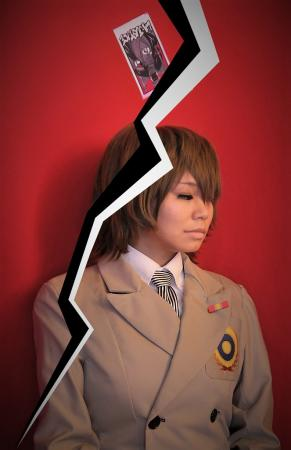 Goro Akechi from Persona 5 worn by Jetspectacular