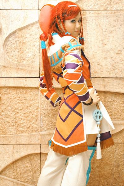 Aisha (Romancing SaGa -Minstrel Song-) by SFSakana