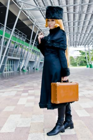 Maetel from Galaxy Express 999 worn by SFSakana
