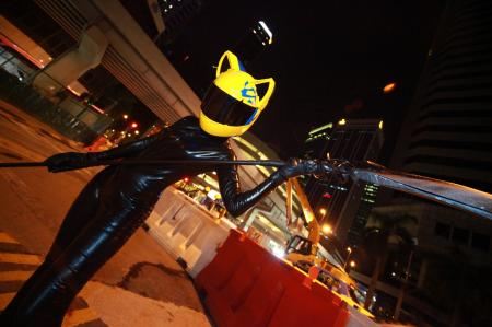 Celty Sturluson from Durarara!! worn by SFSakana